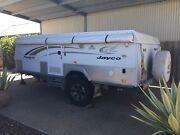Camper van Jayco Penguin Outback Bargara Bundaberg City Preview