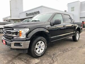 2018 Ford F-150 XLT SUPERCREW LOW MILAGE