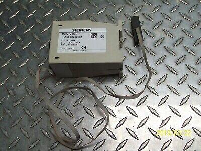 Siemens Battery Box For Programmable Controller A5e00753961