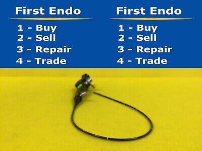 Olympus Lf-dp Intubation Fiberscope Endoscope Endoscopy 527-s75