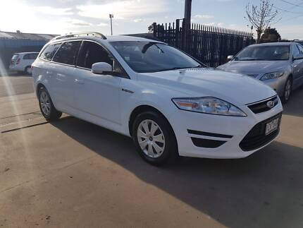 2011 Ford Mondeo Wagon TURBO DIESEL WAGON Williamstown North Hobsons Bay Area Preview