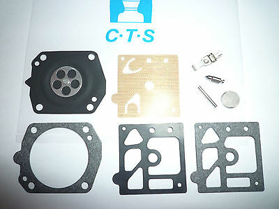 Carb Carburettor Diaphragm Gasket Kit K10-HD Walbro Stihl BR320 400 420 etc Carburetor Carb Gasket Diaphragm