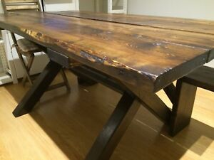 Dining Table - Reclaimed Wood