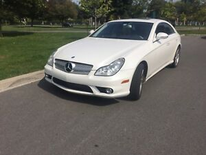 2008 Mercedes-Benz CLS550 DIAMON WHITE EDITION
