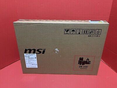 "MSI 15.6"" Gaming laptop Intel QuadCore i5 256GB SSD 8GB RAM 5.0 GHz GTX 1650 NEW"