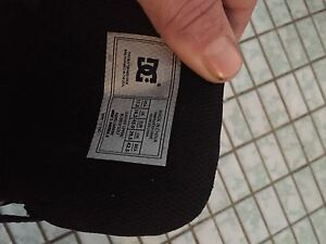 DC shoes size 11.5