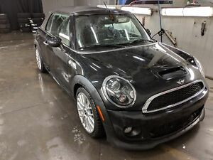 2013 MINI Cooper Convertible S PACKAGE JCW CUIR MAGS XENON