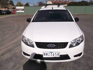 2008 Ford Falcon Ute Bacchus Marsh Moorabool Area Preview