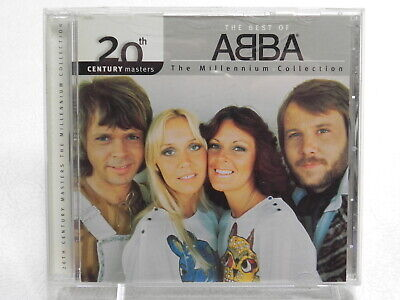 The Best of ABBA The Millennium Collection CD 20th Century Masters