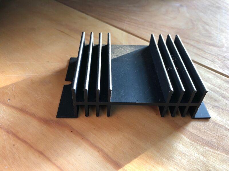 Vintge Aluminum Heat Sink