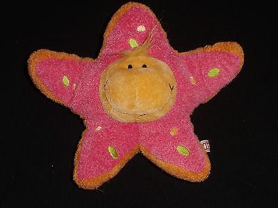 Seestern Pink (Nici Seestern Stern Seafriends pink 23cm Stofftier Plüsch 028 top Zustand)
