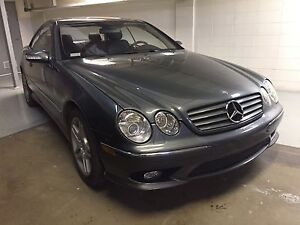 2006 Mercedes CL500 AMG package