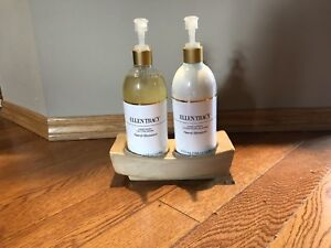 3pc soap&lotion holder
