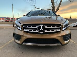 Mercedes Benz GLA250 4matic w/ AMG appearance package