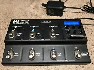 Line 6 M9 multi effects unit