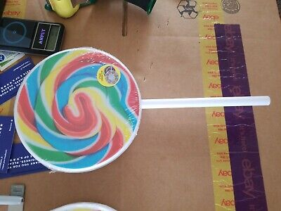 New BIG LOLLIPOP with 8 lollipops inside candy limited edition gift ](Big Lollipops)