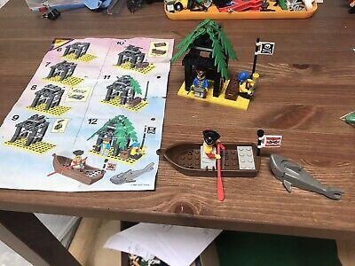 Lego - 6258 - Vintage Pirates Smugglers Shanty