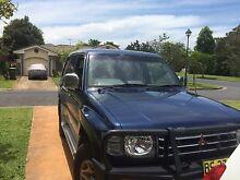 1998 Mitsubishi Pajero Wagon Boambee East Coffs Harbour City Preview