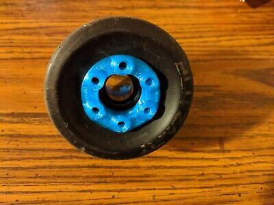 DIY electric skateboard pulleys for 83mm 90 mm97mm 107MM wheels esk8 abec