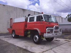 Fitters Truck/Fire Truck Isuzu 4x4 Lawnton Pine Rivers Area Preview