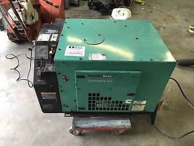 Onan Diesel Generator 5kw