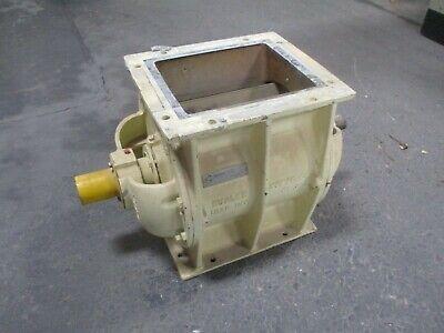 Buhler-miac Rotary Valve Airlock Mpsf 2830 Size 12 X 10 X 10 Used