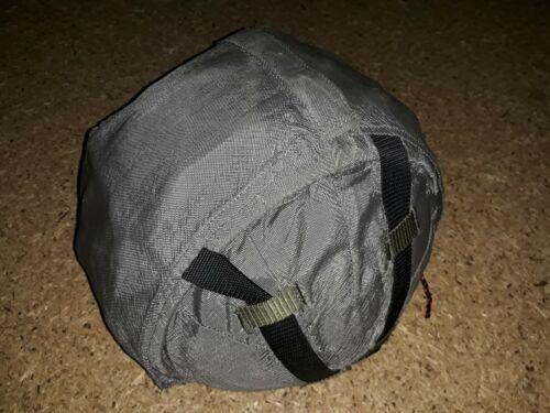 Soviet Russian Sphere Sphera Helmet Steel Black STSh 81 94 TTsKO + Cover, Bag