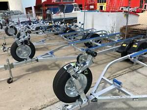 SALE ~ Galvanised Boat Trailer Jet Ski Tinny Trailer Sale Gold Coast Molendinar Gold Coast City Preview