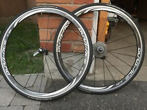 Dura Ace c35 clincher