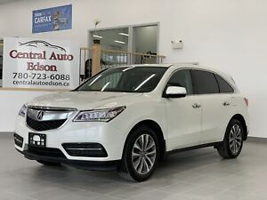 2016 Acura MDX SH-AWD Tech + Entertainment Package SH-AWD 9-Spd