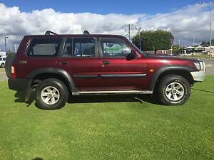 2003 Nissan Patrol Wagon 4x4 Diesel Manual Maddington Gosnells Area Preview