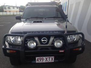 2001 Nissan patrol auto