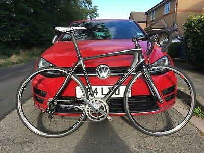Eddy Merckx EMX-3 carbon road bike - large