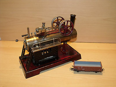535) Doll - seltenes Lokomobil - KD 5,5cm - ansehen