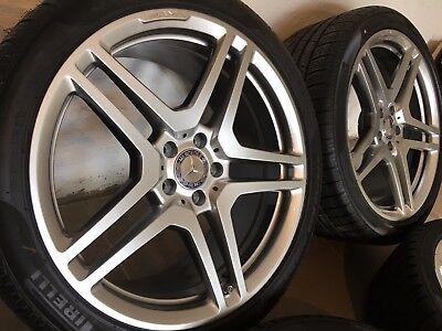 AMG Felgen Winterreifen 20 Zoll Mercedes S65 CL65 S63 CL63 W221 C216 W215 W220  gebraucht kaufen  Stralsund