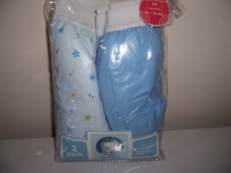 Gerber 24months  all in one potty training pants New lot blue hard to find