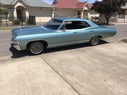 1967 Chevrolet Caprice 327, V8 Automatic  $34,990 Adelaide CBD Adelaide City Preview