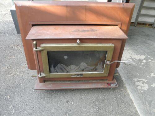 Heat Tech Fireplace Insert
