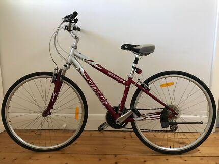 Giant Elwood SE Bike