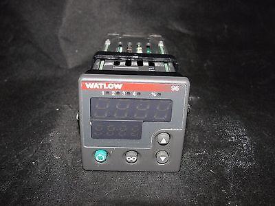 Watlow 96 96b1-ccar-00rg Temperature Controller Unused