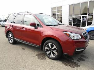 2017 SUBARU FORESTER Touring Pack w/Tech