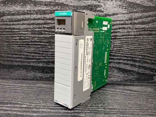 Allen Bradley 1747-AENTR Ser A FRN 1.001 SLC 500 EtherNet IP Adapter Module 2012