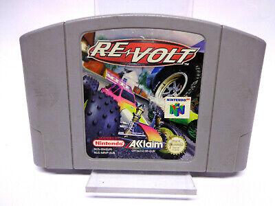 N64 / Nintendo 64 Spiel - Re-volt (Modul)(PAL) 11237815