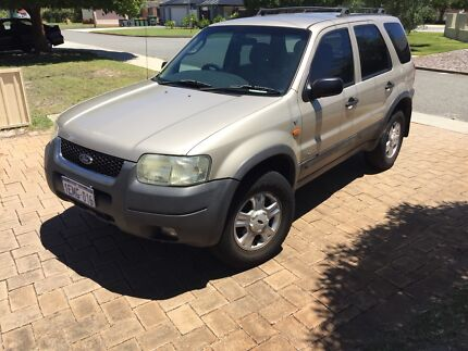 Ford Escape XLT 2002 Morley Bayswater Area Preview