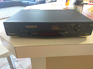 Panasonic video cassette recorder (phone or text) Mindarie Wanneroo Area Preview