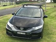 Honda Civic VTi-S Hatch 2014 Manual, 10 mths rego Kellyville The Hills District Preview