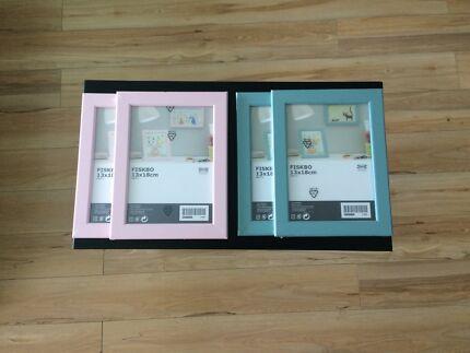 "NEW"" IKEA PHOTO FRAMES"