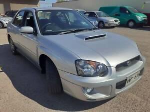 2003 SUBARU WRX IMPREZA TURBO  AWD...SIK EM REXXX!!! Blair Athol Port Adelaide Area Preview