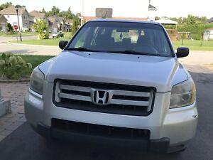 Honda Pilot 2007 - URGENT