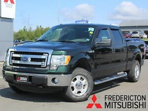 2014 Ford F-150 XLT CREW | 4X4 | 5.0L | LOADED